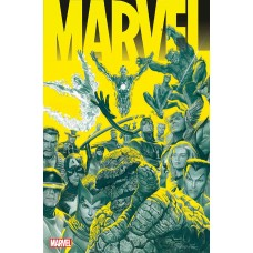 MARVEL #6 (OF 6)