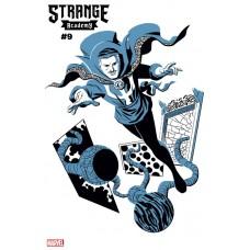 STRANGE ACADEMY #9 MICHAEL CHO DOCTOR STRANGE TWO-TONE VAR