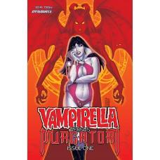 VAMPIRELLA VS PURGATORI #1 LINSNER CGC CVR