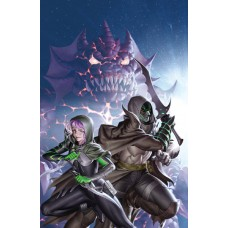 POWER RANGERS UNLIMITED HEIR TO DARKNESS #1 CVR B CONNECTING YOO