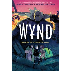 WYND HC BOOK 01 FLIGHT OF THE PRINCE EXC VAR