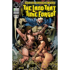 LAND THAT TIME FORGOT FEARLESS #3 CVR A MARTINEZ