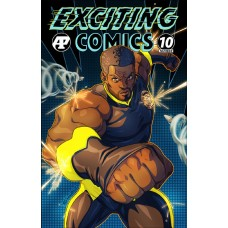 EXCITING COMICS #10