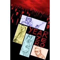 YEAR ZERO VOL 2 #5 CVR B ROSANAS (MR)