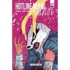 HOTLINE MIAMI WILDLIFE #7 (OF 8) (MR)