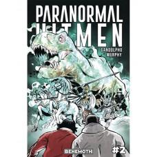 PARANORMAL HITMEN #2 (OF 4) (MR)