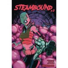 STEAMBOUND #3 (MR)