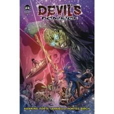 DEVILS DOMINION #3 MAIN CVR (MR)