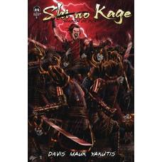 SHI NO KAGE #3 (OF 3) MAIN CVR