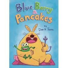 BLUE BARRY & PANCAKES GN VOL 01