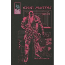 NIGHT HUNTERS #3 (OF 4)