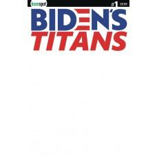 BIDENS TITANS #1 CVR B BLANK SKETCH