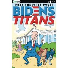 BIDENS TITANS #1 CVR E TED DAWSON