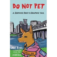 DO NOT PET #1 SERVICE DOGS GRAPHIC TAIL