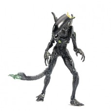 AVP BLOWOUT ALIEN WARRIOR PX 1/18 SCALE FIGURE