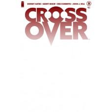 CROSSOVER #5 CVR B BLANK CVR