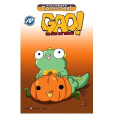 HALLOWEEN HCF 2017 GAO MINI COMIC EVENT BUNDLE
