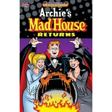 HALLOWEEN HCF 2017 ARCHIES MADHOUSE MINI COMIC EVENT BUNDLE