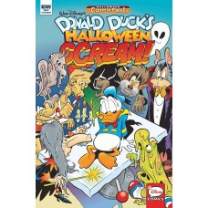HALLOWEEN HCF 2017 DONALD DUCK HALLOWEEN SCREAM #2 EVENT BUNDLE