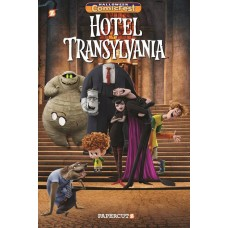 HALLOWEEN HCF 2017 HOTEL TRANSYLVANIA MINI COMIC EVENT BUNDLE