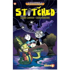 HALLOWEEN HCF 2017 STITCHED MINI COMIC COMIC EVENT BUNDLE