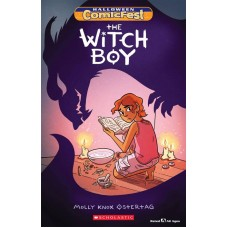 HALLOWEEN HCF 2017 WITCH BOY MINI COMIC MINI COMIC EVENT BUNDLE