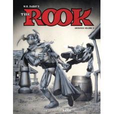 WB DUBAYS THE ROOK ARCHIVES HC VOL 03