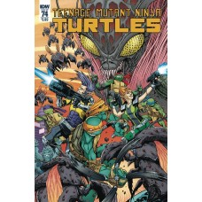 TMNT ONGOING #74 CVR A SMITH