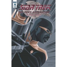 STAR TREK TNG MIRROR BROKEN #4 (OF 6) CVR B CALTSOUDAS