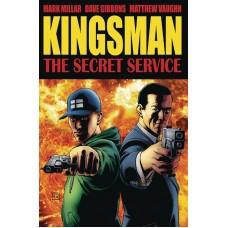 KINGSMAN SECRET SERVICE TP CVR A GIBBONS