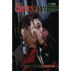 CROSSWIND #4 CVR A STAGGS (MR)