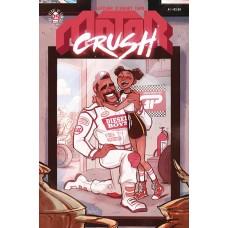 MOTOR CRUSH #6 CVR A TARR