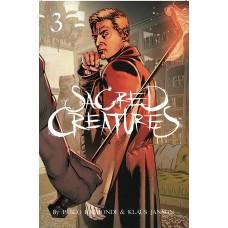 SACRED CREATURES #3 CVR A RAIMONDI (MR)