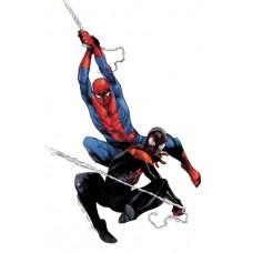 GENERATIONS MORALES & PARKER SPIDER-MAN #1 COIPEL VARIANT