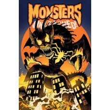 MONSTERS UNLEASHED #6 VEONOMIZED FIN FANG FOOM VARIANT