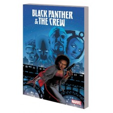 BLACK PANTHER CREW TP WE ARE THE STREETS