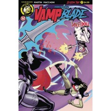 VAMPBLADE SEASON TWO #7 CVR A WINSTON YOUNG (MR)