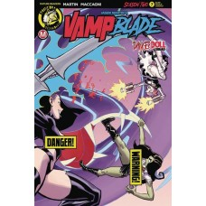 VAMPBLADE SEASON TWO #7 CVR B WINSTON YOUNG RISQUE (MR)