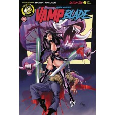 VAMPBLADE SEASON TWO #7 CVR E 90S VARIANT (MR)