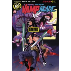VAMPBLADE SEASON TWO #7 CVR F 90S RISQUE VARIANT (MR)