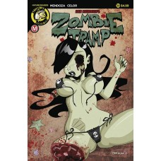 ZOMBIE TRAMP ONGOING #39 CVR A MENDOZA (MR)