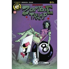 ZOMBIE TRAMP ONGOING #39 CVR C COCKTAIL (MR)