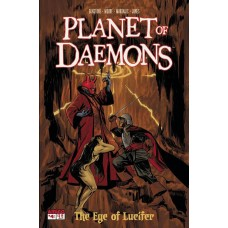 PLANET OF DAEMONS #4 (OF 4) (MR)