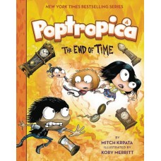 POPTROPICA BOOK 04 END OF TIME