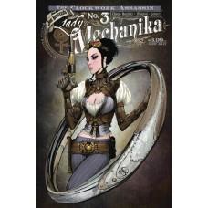 LADY MECHANIKA CLOCKWORK ASSASSIN #3 (OF 3)
