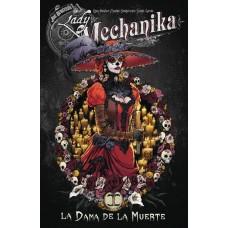 LADY MECHANIKA TP VOL 04 LA DAMA DE LA MUERTE