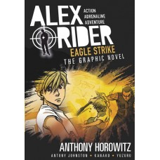 ALEX RIDER EAGLE STRIKE GN