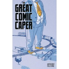COMIC CON MEN MMPB BOOK 02 THE GREAT COMIC BOOK CAPER