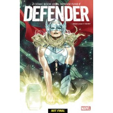 CBLDF DEFENDER VOL 2 #3 (BUNDLE OF 50)