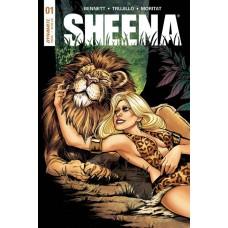 SHEENA #1 CVR D IHDE